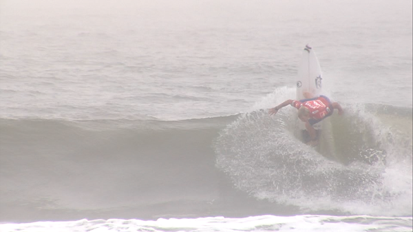 Keanu Asing vs. Adrian Buchan, Quicksilver Pro New York 2011